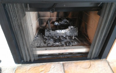 Wood fireplace: Keeping yours safe